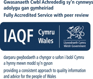 Fully Accredited Service with peer review